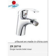 Contemporary Single Handle Bidet Faucet